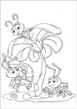 Imprimer le coloriage : DreamWorks, numéro 543420