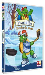 Imprimer le dessin en couleurs : Franklin, numéro 10745