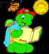 Imprimer le dessin en couleurs : Franklin, numéro 14846