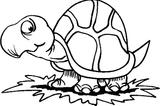 Imprimer le coloriage : Franklin, numéro 198803