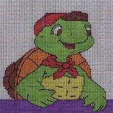 Imprimer le dessin en couleurs : Franklin, numéro 72494