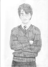 Imprimer le coloriage : Harry Potter, numéro 113438