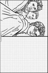 Imprimer le coloriage : Harry Potter, numéro 12dcf940