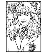 Imprimer le coloriage : Harry Potter, numéro 4267