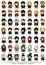 Imprimer le dessin en couleurs : Harry Potter, numéro 69711