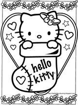Imprimer le coloriage : Hello Kitty, numéro 127980