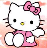Imprimer le dessin en couleurs : Hello Kitty, numéro 18788