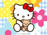Imprimer le dessin en couleurs : Hello Kitty, numéro 18796