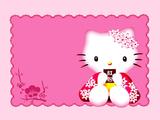 Imprimer le dessin en couleurs : Hello Kitty, numéro 20405