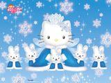 Imprimer le dessin en couleurs : Hello Kitty, numéro 20420