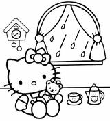 Imprimer le dessin en couleurs : Hello Kitty, numéro 58498