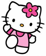 Imprimer le dessin en couleurs : Hello Kitty, numéro 620013