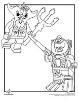 Imprimer le coloriage : Lego, numéro 138522