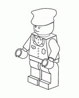 Imprimer le coloriage : Lego, numéro 28871