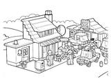 Imprimer le coloriage : Lego, numéro 760344