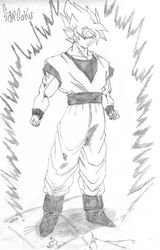 Coloriages à Imprimer Son Goku Numéro 186499