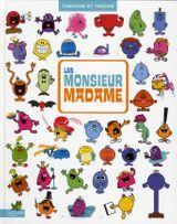 Imprimer le dessin en couleurs : Monsieur Madame, numéro 118794