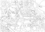 Imprimer le coloriage : Nintendo, numéro 113566