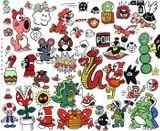 Imprimer le dessin en couleurs : Nintendo, numéro 117868