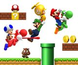 Imprimer le dessin en couleurs : Nintendo, numéro 21097