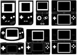 Imprimer le coloriage : Nintendo, numéro 3368