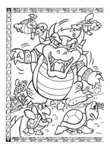 Imprimer le coloriage : Nintendo, numéro 3369