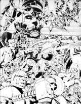 Imprimer le coloriage : Kirby, numéro 113825