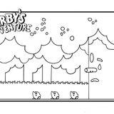 Imprimer le coloriage : Kirby, numéro 148e0bd2