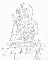 Coloriages à Imprimer Zelda Numéro 1668