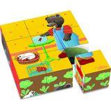 Imprimer le dessin en couleurs : Petit Ours brun, numéro 118774
