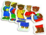 Imprimer le dessin en couleurs : Petit Ours brun, numéro 12261