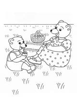 Imprimer le coloriage : Petit Ours brun, numéro 14890