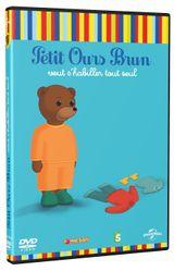 Imprimer le dessin en couleurs : Petit Ours brun, numéro 257510