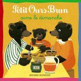 Imprimer le dessin en couleurs : Petit Ours brun, numéro 72447