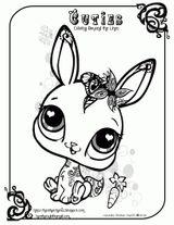 Imprimer le coloriage : Petshop, numéro 10e2b96b