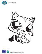 Imprimer le dessin en couleurs : Petshop, numéro 117061