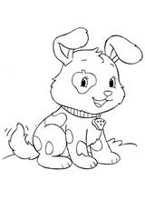 Imprimer le coloriage : Petshop, numéro 4415