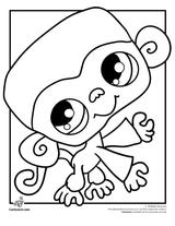 Imprimer le coloriage : Petshop, numéro 8079