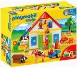 Imprimer le dessin en couleurs : Playmobil, numéro 120838