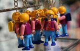 Imprimer le coloriage : Playmobil, numéro 124658