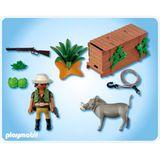 Imprimer le dessin en couleurs : Playmobil, numéro 47750