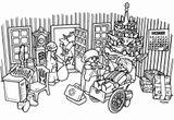 Imprimer le coloriage : Playmobil, numéro 66284