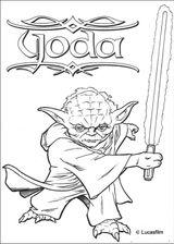 Imprimer le coloriage : Star Wars, numéro 113405