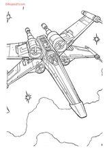 Imprimer le coloriage : Star Wars, numéro 113407