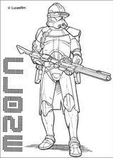Imprimer le coloriage : Star Wars, numéro 113412