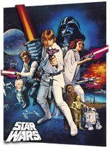 Imprimer le dessin en couleurs : Star Wars, numéro 117015