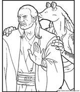 Imprimer le coloriage : Star Wars, numéro 128080