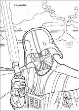 Imprimer le coloriage : Star Wars, numéro 128083