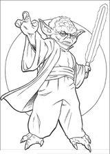 Imprimer le coloriage : Star Wars, numéro 128084