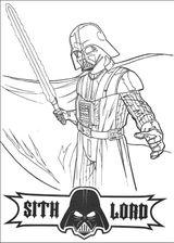 Imprimer le coloriage : Star Wars, numéro 128087